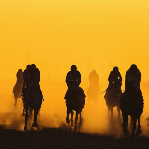 Photo: History of Horse Racing
