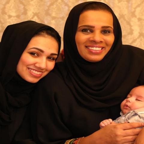 صور: الأم مع كل نبضة في قلوبنا