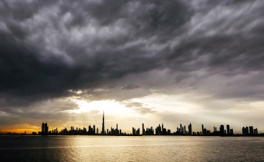Dubai Counters Global Warming