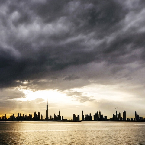 Photo: Dubai Counters Global Warming