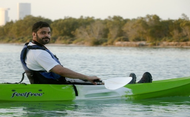 Journey to Eastern Mangroves With Mohammed Ahli