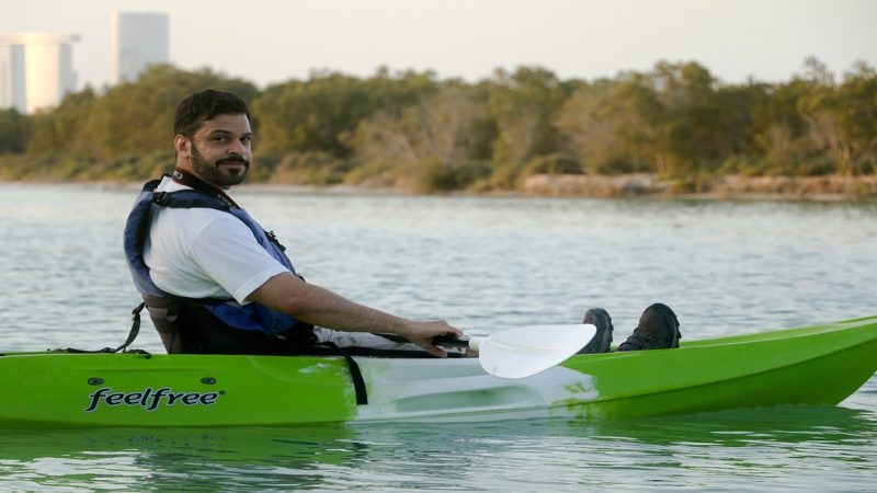 Photo: Journey to Eastern Mangroves With Mohammed Ahli