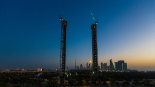 Dubai Gets Ready to be Framed