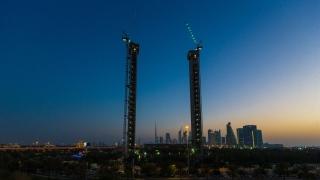 Dubai Gets Ready to be Framed