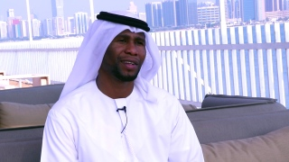 Off The Pitch With Subait Khater