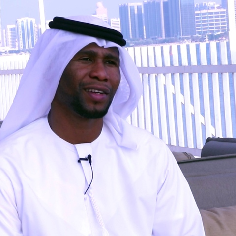 Photo: Off the pitch with Subait Khater