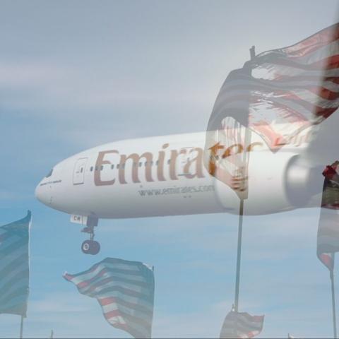 صور: تحدي طيران الإمارات