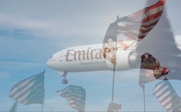 Emirates Flies High Despite Electronics Ban