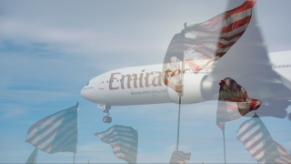 Emirates Flies High Despite Electronics Ban