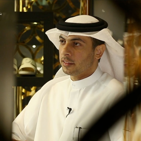 Photo: Khaled Basaid .. Branding His Success