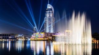 صور: دبي نحو 20 مليون سائح