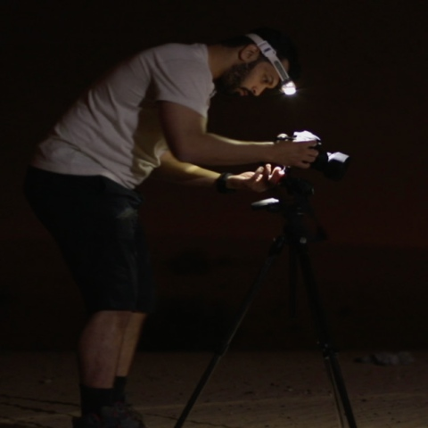 Photo: A Trip to The Empty Quarter with Mohammad Ahli