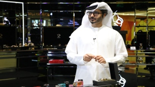 Mohammed Hilal: Scent of Success
