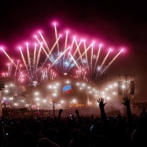 Photo: Tomorrowland Gets the Party to Dubai