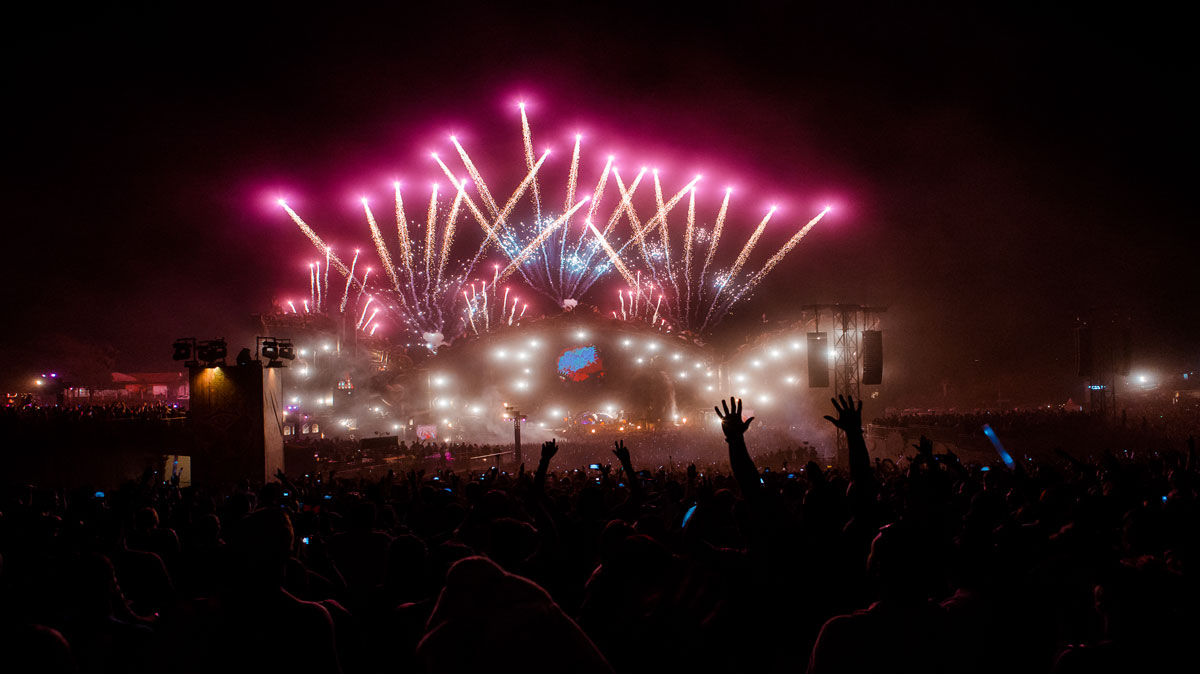 Tomorrowland في دبي
