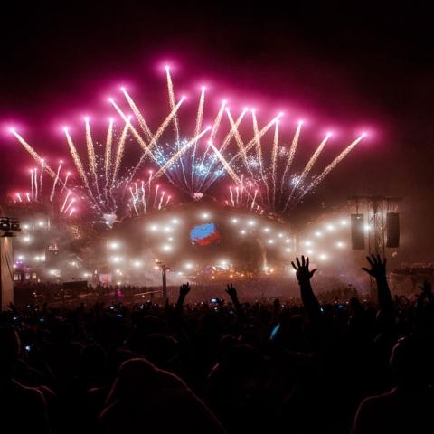 صور: Tomorrowland في دبي