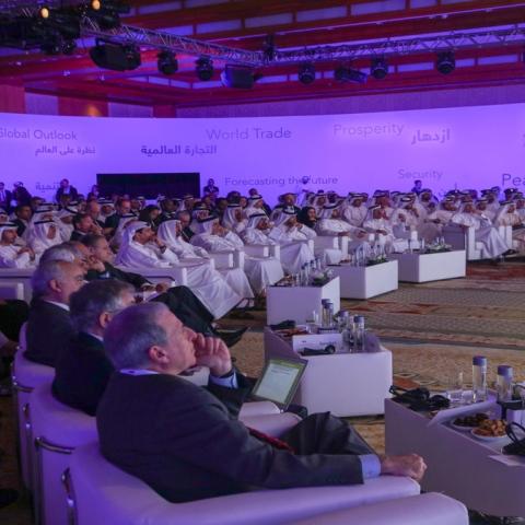 Photo: Arab Elite Forecasters Challenge