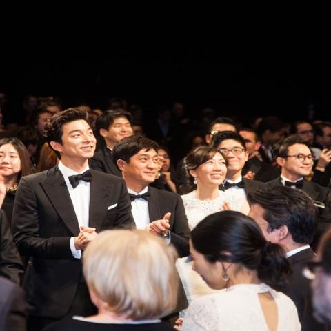 صور: مهرجان الفيلم الكوري في الإمارات