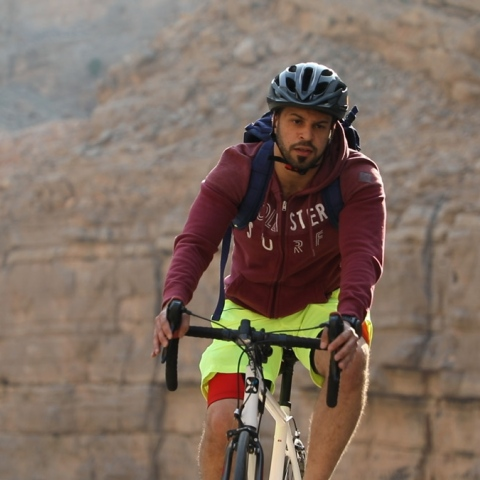Photo: Journey to Jebel Jais With Mohammed Ahli