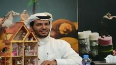 Omar Al-Marri: Kingdom of Mini-Figures