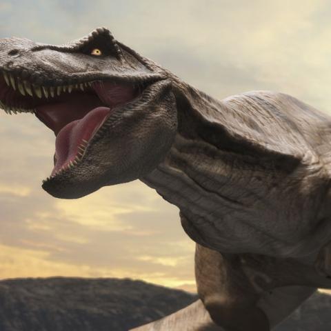 صور: هل يعود الديناصور؟