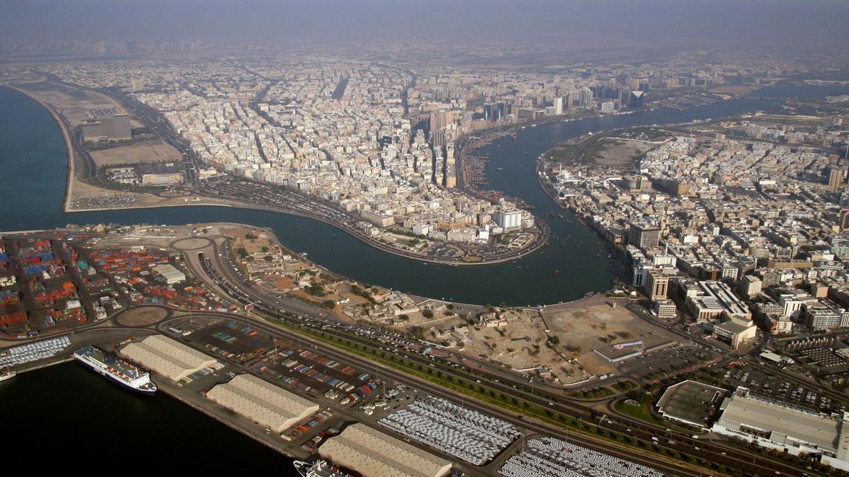 4 موانئ ساهمت في تطور دبي