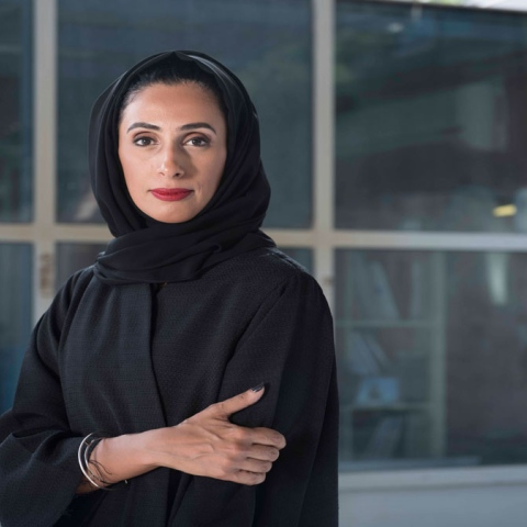 Photo: Bint Thani: Emirati Fashion Line