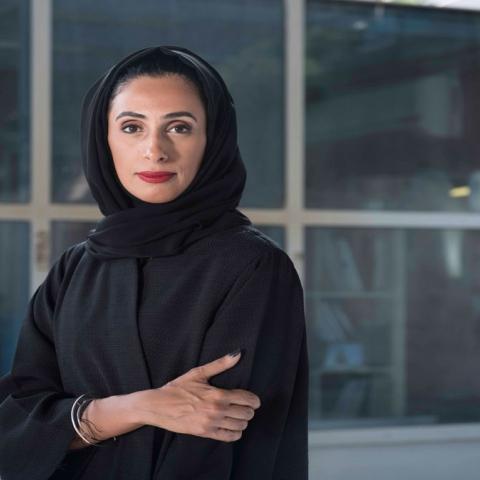 Photo: Bint Thani: Emirati Fashion Line