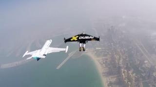 Dubai's Jetman Fly High