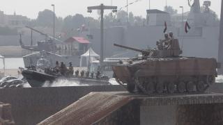 """صور: 41 عاماً على توحيد """"القوات المسلحة"""""""