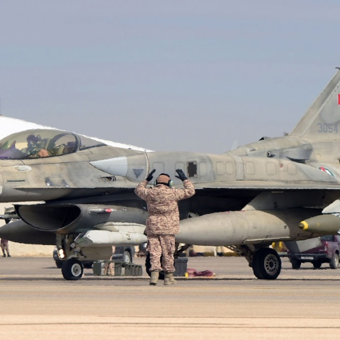 Photo: UAE Armed Forces Maintain Peace and Hope