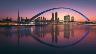 دبي تصنع المستقبل