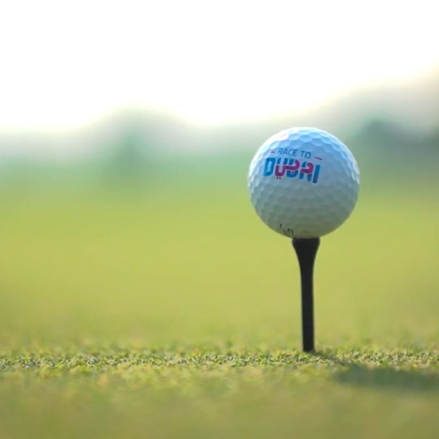 صور: العب الغولف في دبي