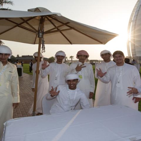 Photo: Dubai's Vision for Volunteerism
