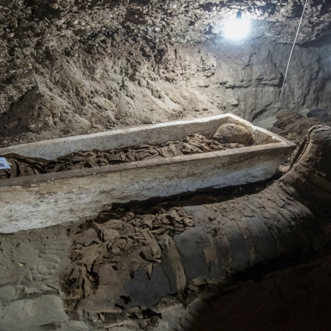 Photo: Ancient Mummies Uncovered