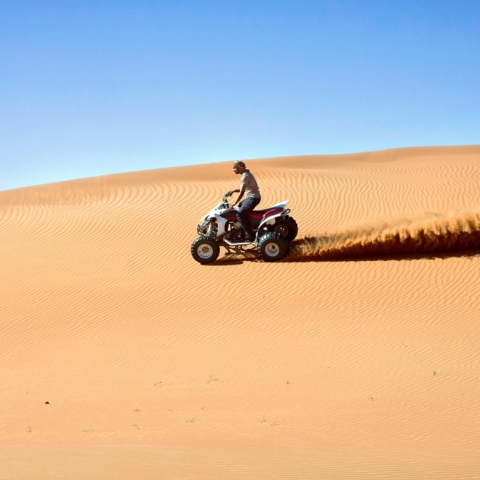 Photo: Regulating Motorcycles Use
