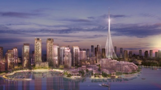 Peek into the World's Tallest Tower