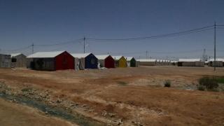 Solar Energy Powers Refugee Camp