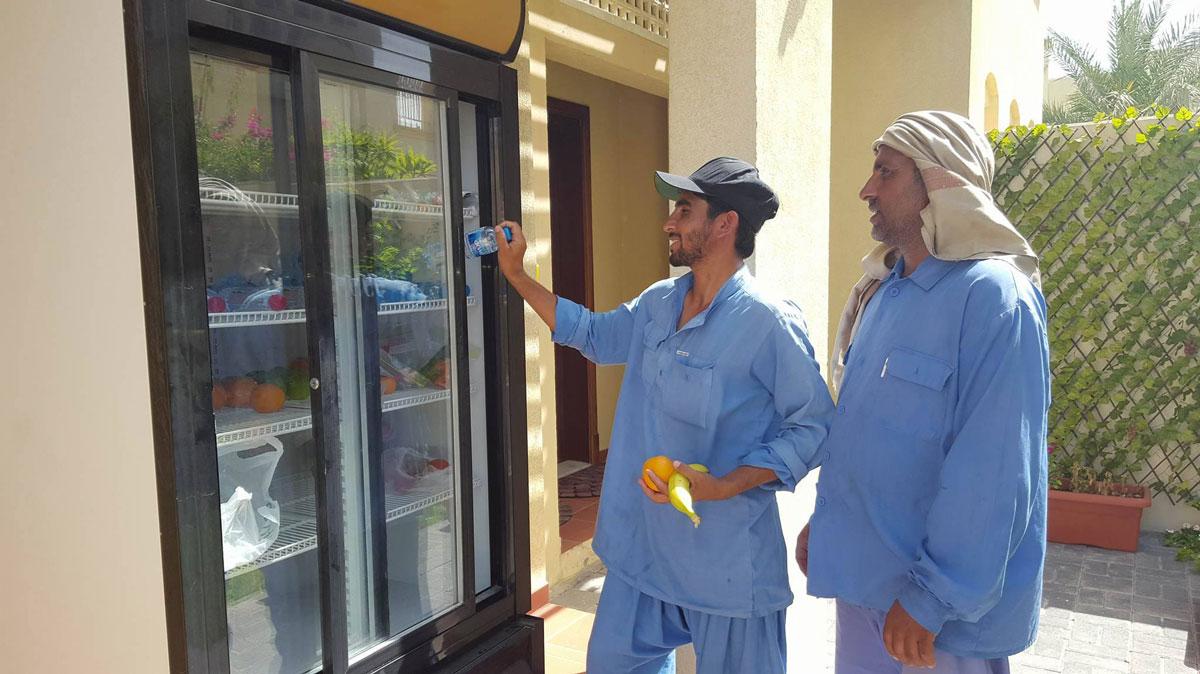 """عودة """"ثلاجات رمضان"""" الخيرية"""