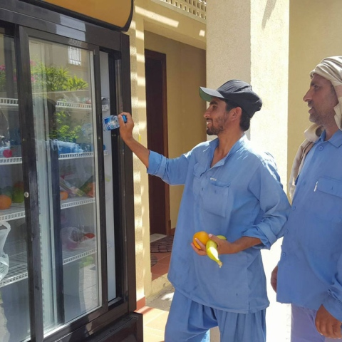 Photo: Ramadan Fridges Return