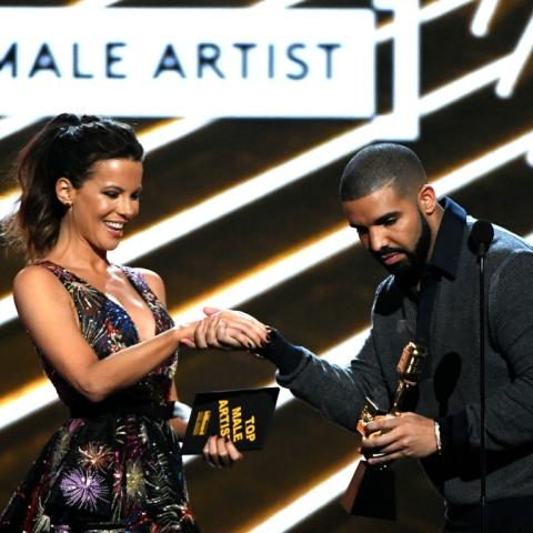 Photo: All Eyes on King Drake
