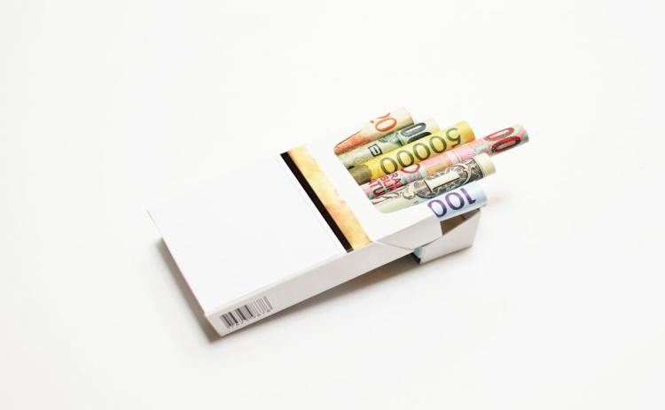 100% Tax on Tobacco