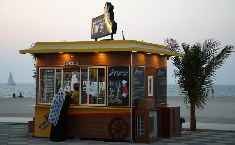 Food Trucks Getting Popular