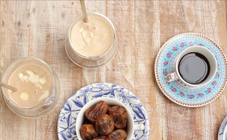 Healthy and Smart... Chai Smoothie