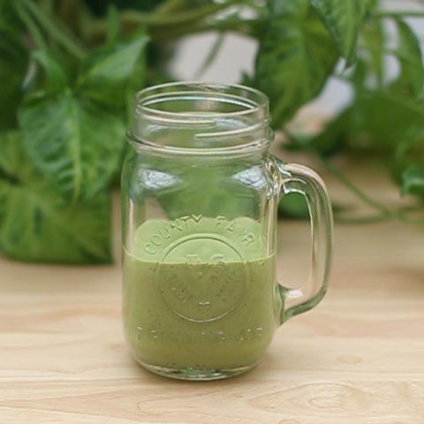 صور: صحي وذكي .. العصير الأخضر