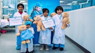 Teddy Bear Treatment for Dubai