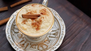 Healthy and Smart... Rice Pudding
