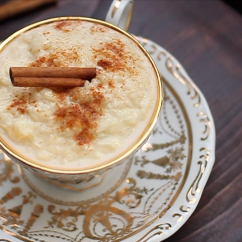Photo: Healthy and Smart... Rice Pudding