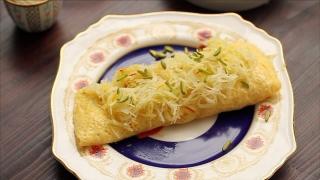 Healthy and Smart... Balaleet Omelette