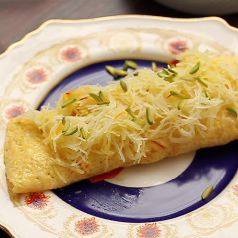 Photo: Healthy and Smart... Balaleet Omelette